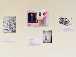 Keith Haring – PIXELSTUD™ – ACTUP
