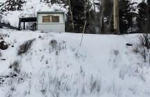 The other side of Aspen. #Aspen #snowporn #winter #winterwonderland #trailerhome #mobilehome