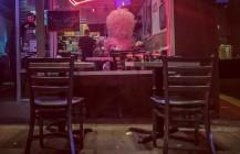 #bighair #bighairdontcare #sitdowndinner #pizza #pizzamonster #drag #dragqueen #whitehair #mysanfrancisco #castro #castrostreet #gayborhood #sf #bayarea #california #pixelstud