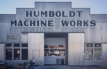 The old #machineworks is now a #juicebar #redevelopment #arcata #humboldt #humboldtcounty #norcal #redwoodcountry #myhometown