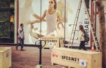 #freshofftheboat #marketstreetsf #freshofftherunway #michaelkors #sanfrancisco #sf #bayarea #california #pixelstud