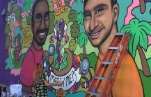 #muralart #gaystuff #gaymarriage #marryme #mural #ladder #muralinprogress #18thstreetsf #castro #sf #bayarea #california #ripscalia