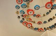 Espresso cup chandelier @illy_coffee #espresso #italianstyle #castrodistrict #sanfrancisco #pixelstud http://ift.tt/1qs3CMX